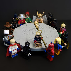 Justice Society of America [Photo by levork] (CC BY-SA 3.0)