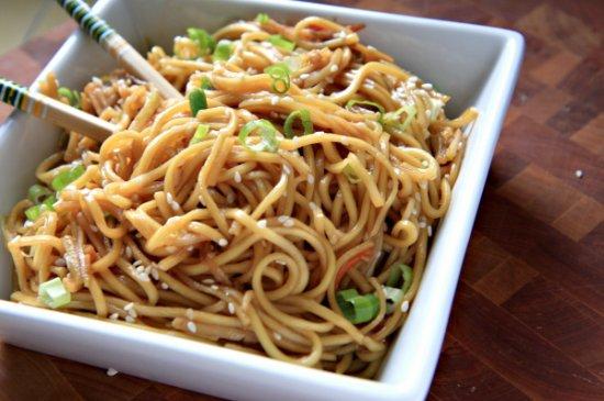 Sesame Noodles | The Noshery