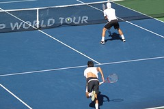 Rakuten Open Tennis 2009 (Takanyo) Tags: japan digital canon eos rebel tokyo open atp prince tennis jp  yonex nyo aig  willson x3  rakuten 500d   babolat   gosen youzhny  tsonga eos500d   jowilfried eoskissx3   rebelt1i t1i takanyo  takanyocom    01