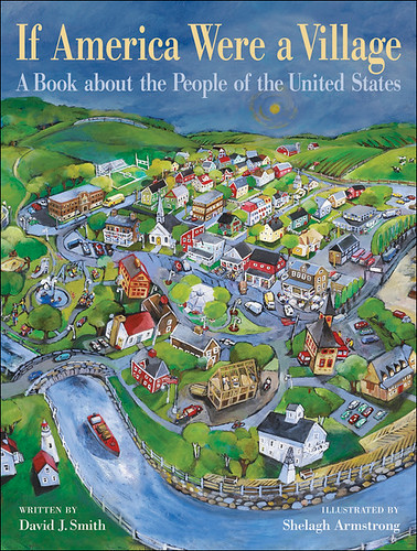 4003494604 4fe4d1b209 Review of the Day: If America Were a Village by David J. Smith