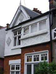 Seven Kings house c 1900 (sludgegulper) Tags: kings seven ilford redbridge