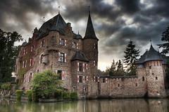 Burg Satzvey (Echromatique) Tags: castle canon burg hdri satzvey