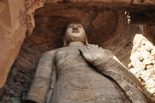 Buddha near Datong