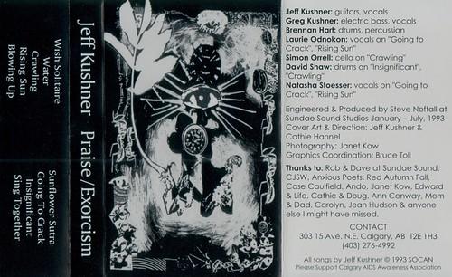 Jeff Kushner - Praise:Exorcism
