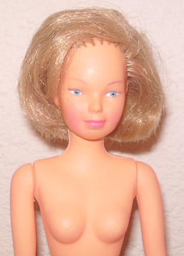 French fashion doll from 60s?, Babette