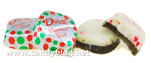 Dove Peppermint Bark Promises