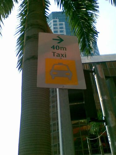 Long taxi