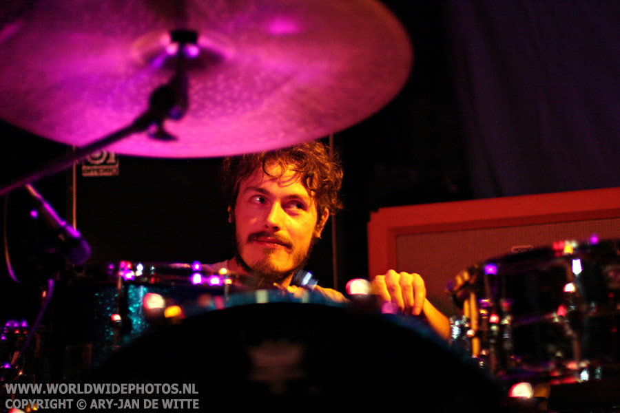 Jochem van Rooijen - Ryan Oldcastle, Patronaat 2009