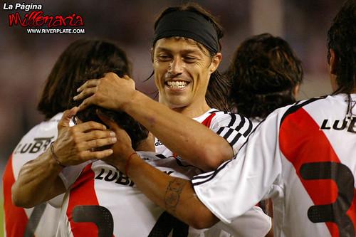 river plate fc. Matias Almeyda de River Plate