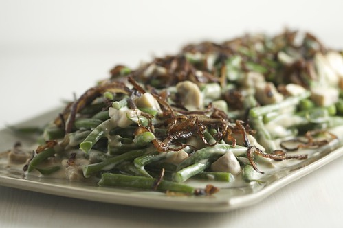 4111796103 e41b6a260f One Mean Green Bean Casserole