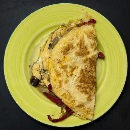 Omelette #5