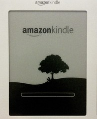 Love the new Kindle boot screen