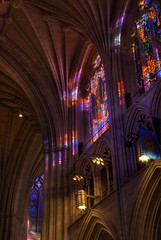 Cathedral Stained Glass (Sabreur76) Tags: church geotagged dc washington districtofcolumbia cathedral stainedglass hdr episcopal danbrown vicen washingtonnationalcathedral photomatix abigfave nikond80 feli diamondclassphotographer flickrdiamond cathedralchurchofsaintpeterandsaintpaul tamron18270 sabreur76 vicenfeli thelostsymbol geo:lat=38930492 geo:lon=77070911
