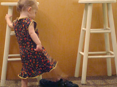 Mama's Shoe (helenjane) Tags: november noralea thanksgiving09