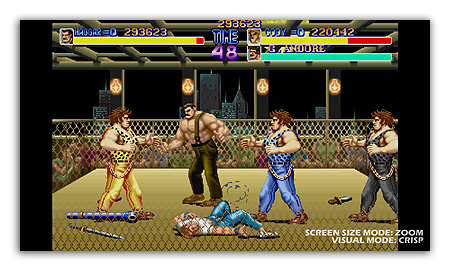 Final Fight Double Impact
