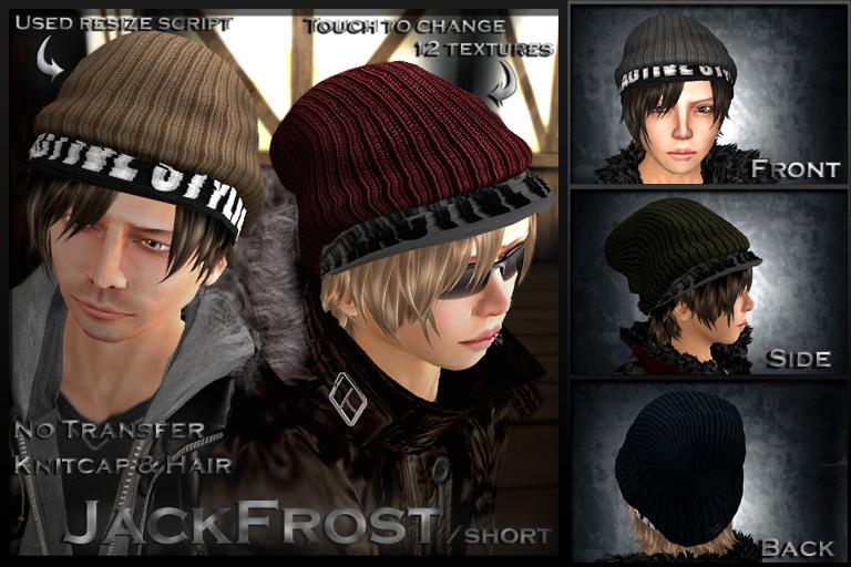 JackFrost /short