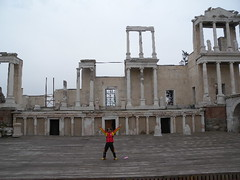 Roman proscenium! / 2009:12:03 09:30:55 Photo