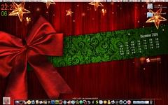 Il mio nuovo Desktop Natalizio