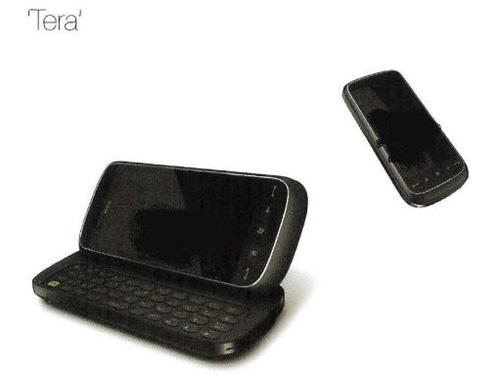 HTC Tera XDA