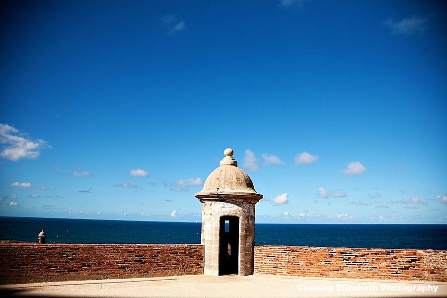 The Castillo de San Cristóbal