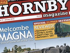 January Hornby Magazine