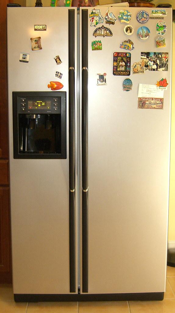 Samsung RS2556SH Refrigerator