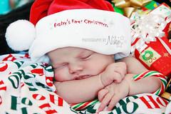 My newborn neice:)