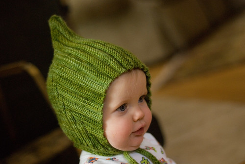 Knitting Pattern For Pixie Hat : Things I covet: Vintage pixie hat a stitch in lime