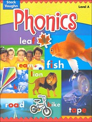 Steck-Vaughn phonics