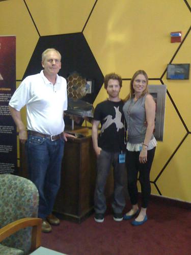 Seth Green visit