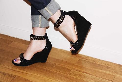 shoes profil