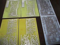 MOOG 960 Seq Controller boards 1,2,3