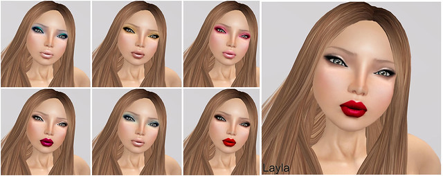 -Glam Affair - Layla Med Tan - L 01 - 07