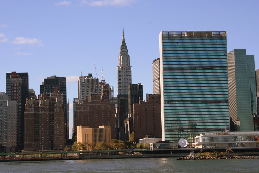Manhattan from Long Island City