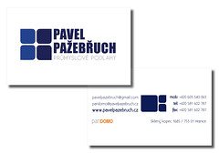 business cards //03 (wergilka) Tags: businesscards mywork logotype june09