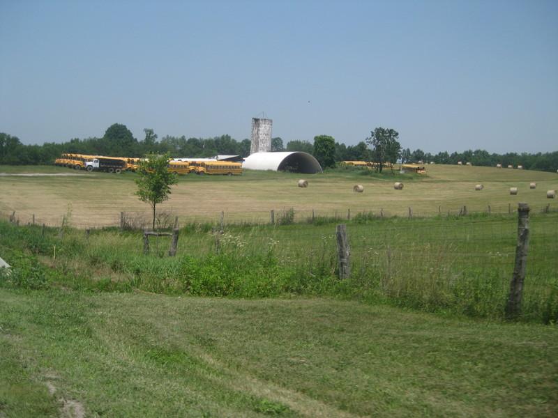 Bus Farm