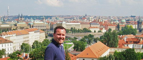 Mikkel and Prague