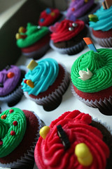 Colores!!! (All you need is Cupcakes!) Tags: argentina cupcakes san colorful cupcake need valentin coloridos needcupcakes allyouneediscupcakes