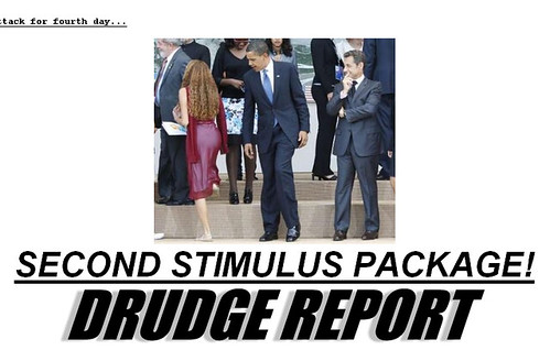 Drudge Is A Tool