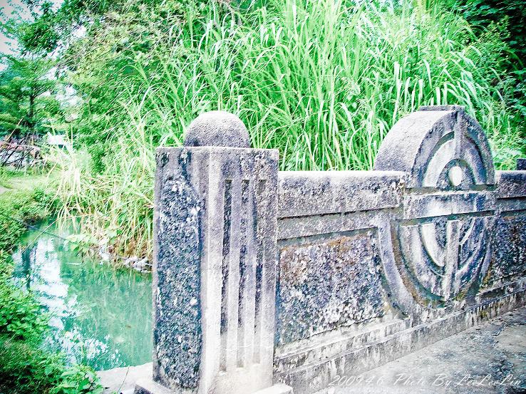 高雄旗山景點|武德殿|仿唐式建築|太平橋