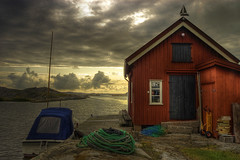 Archipelago at Bjrholmen (Johan Runegrund) Tags: nikon skandinavien scandinavia hdr johan tjrn vstkusten orust d40 vst abigfave bjrholmen runegrund
