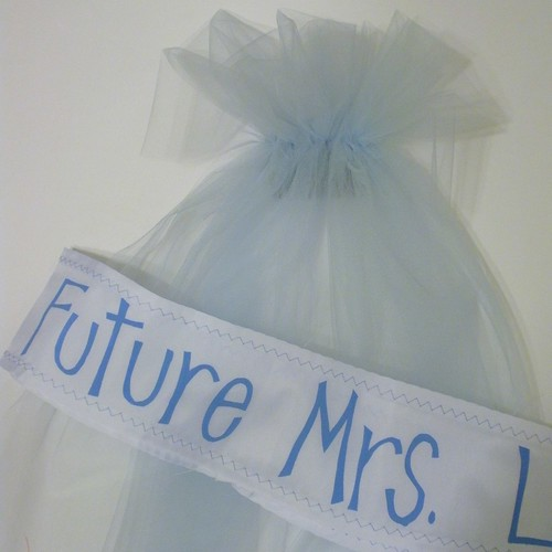 Future Mrs. L... Sash