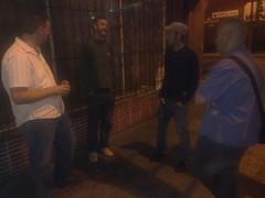Jonny, Matt, Daniel and Andrew