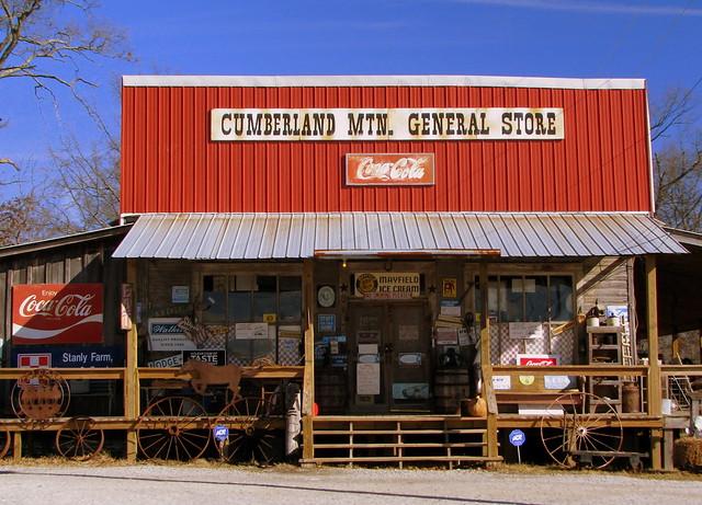 Cumberland Mtn. General Store