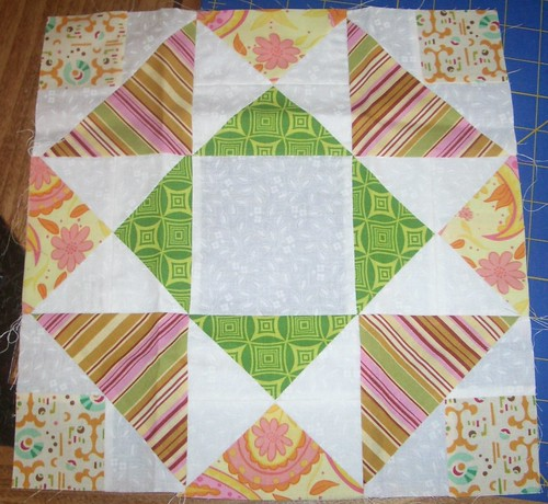 Julie's Block July 2009 #2