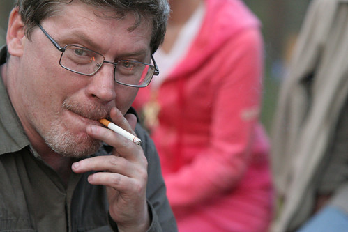 Селигер-2009. Юра Гиренко