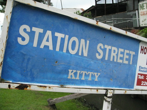 Station Street, Kitty