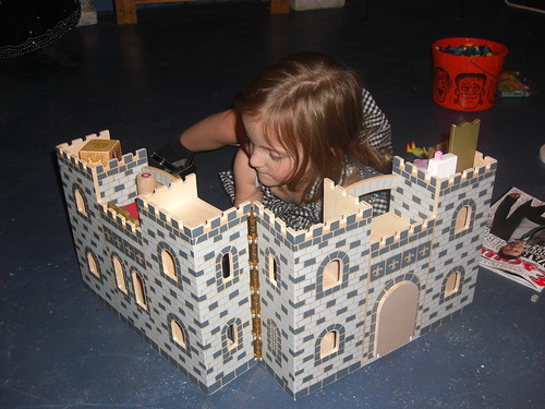 juliet gets a castle