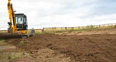 Summer digging