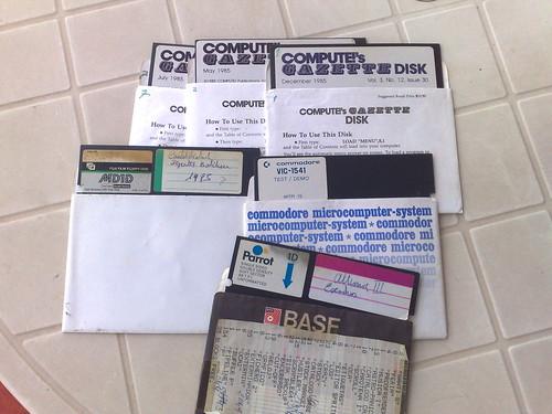 Mi comienzo en la informatica con c64